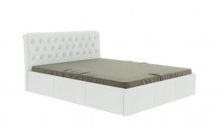 """Кровать """"Дженни"""" 1600 с подъемным механизмом"""