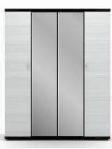 "Шкаф 4-х дверный ""Гретта СБ-207"""