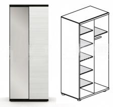 "Шкаф 2-х дверный ""Гретта СБ-636"""