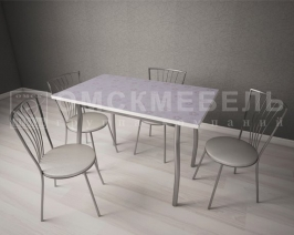 Стол обеденный Ст20 пластик