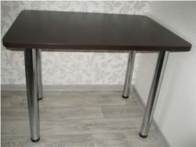 """Обеденный стол """"Хром"""""""