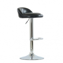 Барный стул Barneo N-97, Черный глянец