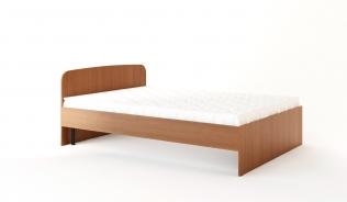 Кровать 1400 с ортопедическим основанием, без матраца