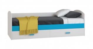 """Диван-кровать """"Бирюза"""" (800) с 2 ящ."""