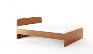 Кровать 1600 с ортопедическим основанием, без матраца