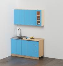 Кухня «Эконом» № 2 - Недорогая мебель для кухни