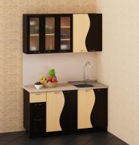 Кухня - Волна Новая - Недорогая мебель для кухни