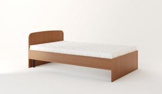 Кровать 1200 без ортопедического основания и матраца
