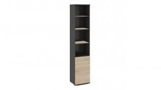 Успех-2 ПМ-184.15 Шкаф для документов с нишей и 1-й дверью
