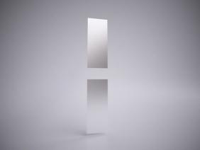 "Зеркало для шкафа модульная спальня ""СЕЛЕНА EVO"" (2 шт)"