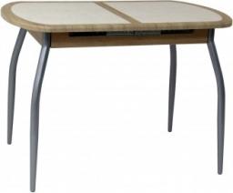 Стол с плиткой Будапешт-1 new (дерево)