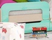 Бортик для нижней кровати-чердак Юниор-1