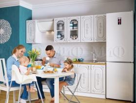 Кухонный гарнитур Лиза-2 (длина 1,6 м)