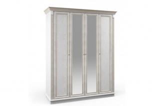 """Шкаф 4-х дверный с зеркалами """"Версаль СБ-2051"""""""