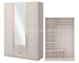 Шкаф «Роксана» 3 с зеркалом