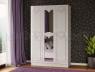Шкаф 3-х створчатый Натали-1