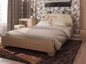 """Спальня """"Виктория-1"""" Кровать 1.6"""