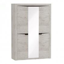 """Шкаф 3-дверный """"Соренто"""""""