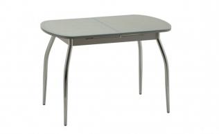 Стол раскладной Касабланка-мини (ноги Лайт хром-лак)