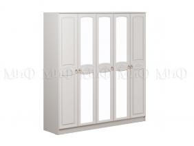 Шкаф 4-х створчатый Александрина