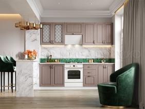 Кухонный гарнитур Настя (длина 1,6 м)