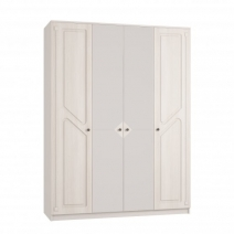 "Шкаф для одежды ""Константа"" 4 дв. (зеркало)"