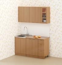 Кухня - Стандарт (эконом) - Недорогая мебель для кухни