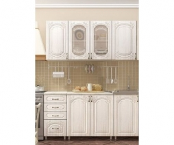 Кухонный гарнитур Лиза-1 (длина 1,7 м)