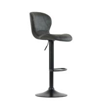 Барный стул Barneo N-86 Time серый винтаж