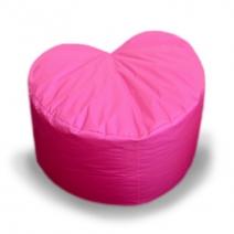 Пуф мягкий «Сердце»