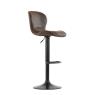 Барный стул Barneo N-86 Time Vintage коричневый винтаж