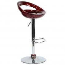 "Барный стул Barneo ""N-6 Disco"" вишневый"