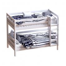 """Двухъярусная кровать с прямой лестницей """"Авалон"""""""