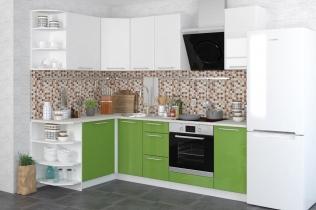 """Кухня """"Ректа"""" 2400х1500"""