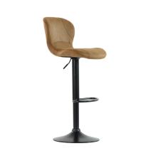 Барный стул Barneo N-86 Time рыжий винтаж
