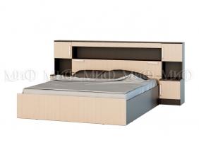 """Кровать """"Бася"""" с надстройками"""