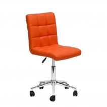 Полубарный стул на колесах Barneo N-48 Kruger