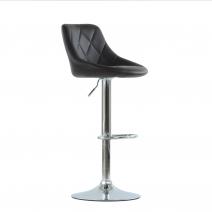 Барный стул Barneo N-83 коричневая кожа