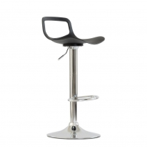 Барный стул Barneo N-263 Rufo, черный