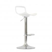 Барный стул Barneo N-263 Rufo,белый