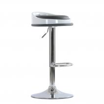 "Барный стул ""Barneo N-49 Pin"" серый"
