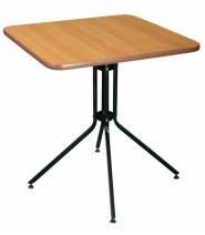 Стол деревянный  квадратный ЛДСП