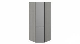Шкаф угловой с 1 зеркальной дверью «Либерти» СМ-297.07.032