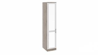 Шкаф для белья с 1-ой зеркальной дверью левый «Прованс» СМ-223.07.002L
