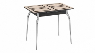 Стол обеденный раздвижной «Рим» СМ-218.01.01