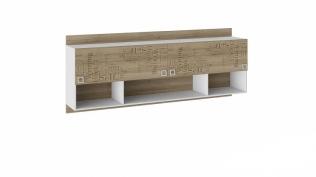 Шкаф настенный «Оксфорд» ТД-139.12.21