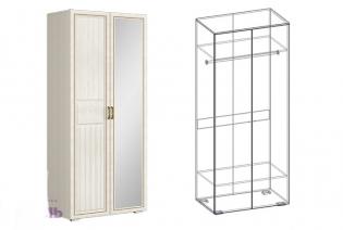 """Шкаф 2х створчатый левый (540) """"Виктория"""""""