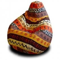 Кресло-мешок груша Стандарт «Африка»