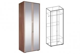 """Шкаф 2-х створчатый с зеркалами """"Берта"""""""
