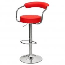 "Барный стул Barneo ""Orion"" N-91 красный"